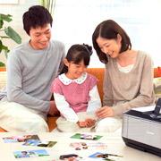 家族でパソコン